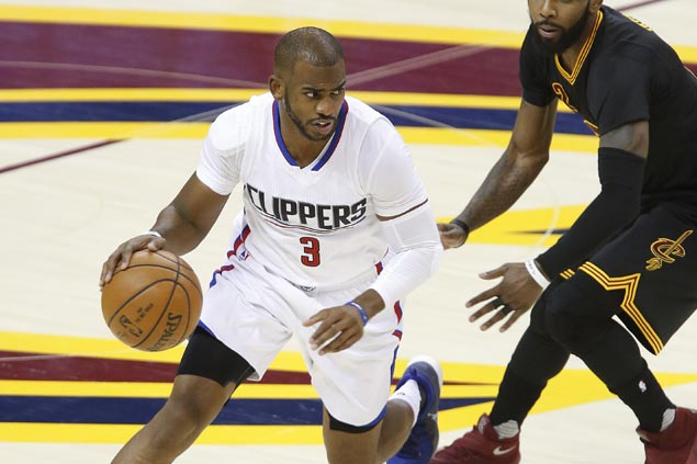 Clippers break out of three-game slump, deal Cavaliers second straight loss