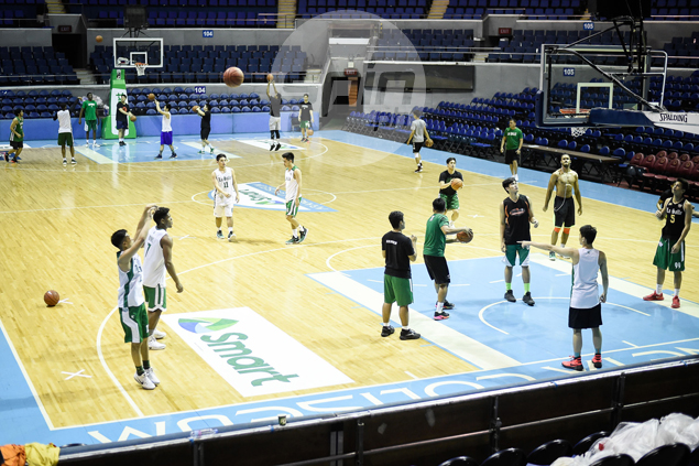 Teng, La Salle go hard in practice to avoid repeat of flat performance vs Falcons