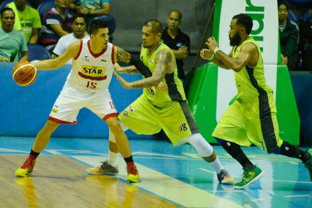 Marc Pingris tired of all the excuses, says Star must start learning from mistakes