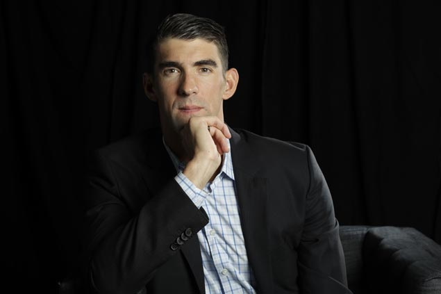 Michael Phelps looks to get feet wet in tech in move from Olympic swim star to entrepreneur