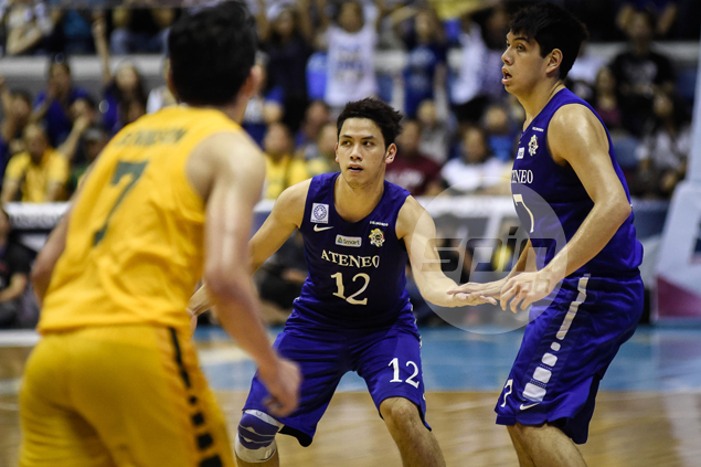 Nieto brothers thrilled to follow in dad's footsteps and play in first Ateneo-La Salle finals