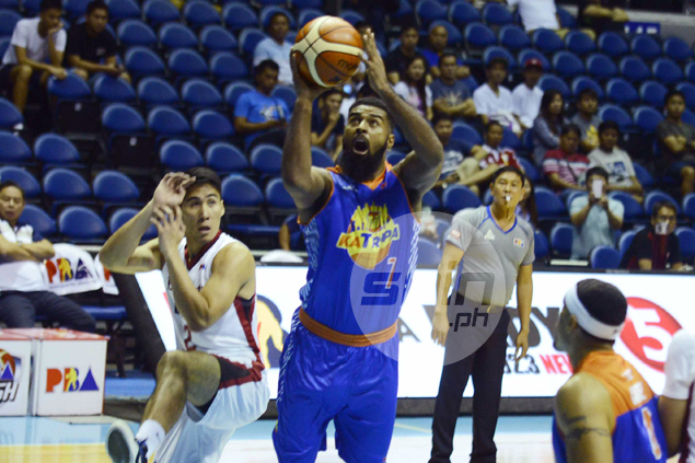 Mo Tautuaa out to redeem himself from disappointing rookie season for TNT