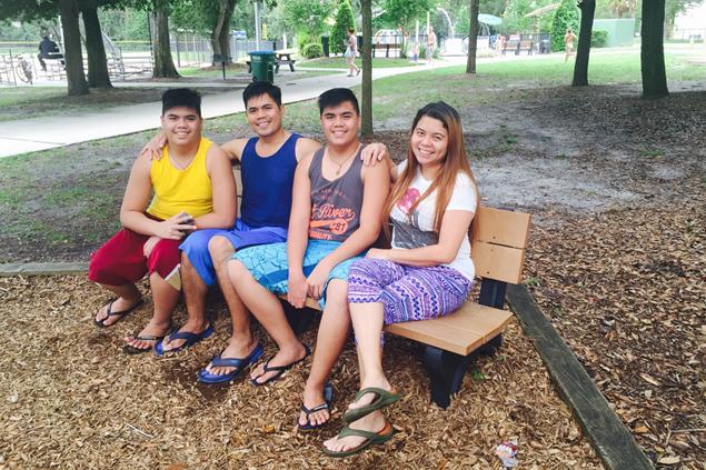 Where R They Now: Cebuano hardcourt hero Stephen Padilla starts over in US