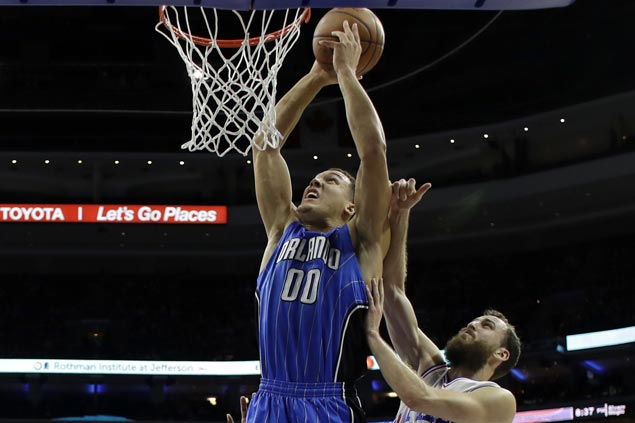 Magic use huge third quarter to take win and send Sixers to fifth straight loss