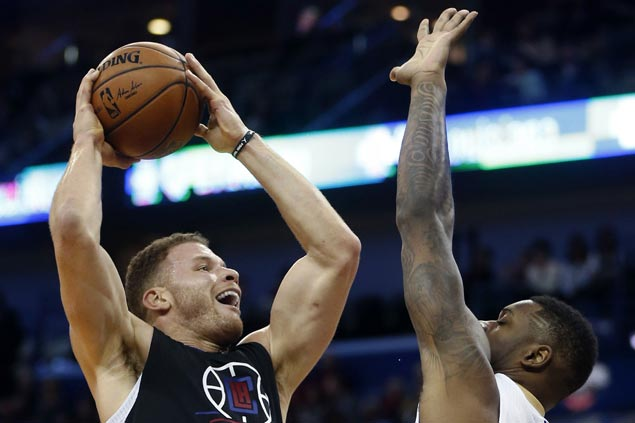 Double-doubles by Blake Griffin, Chris Paul power Clippers past Pelicans