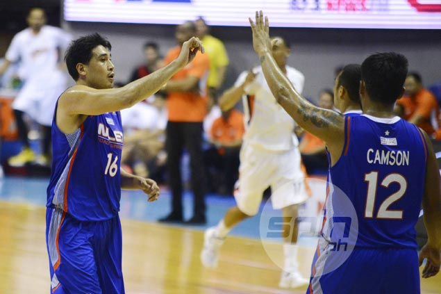 Eric Camson, Raul Soyud get extended minutes as Rico Villanueva out with MCL injury