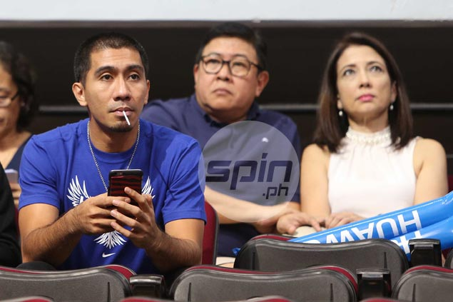 LA Tenorio says experience from Game One loss bound to toughen young Ateneo side