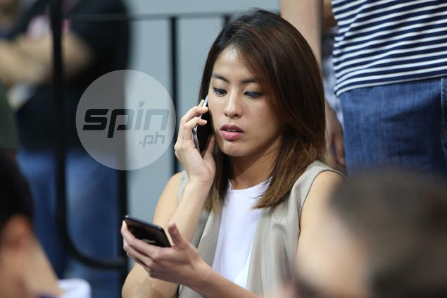 Gretchen Ho says values learned as athlete help her cope with demands of TV work