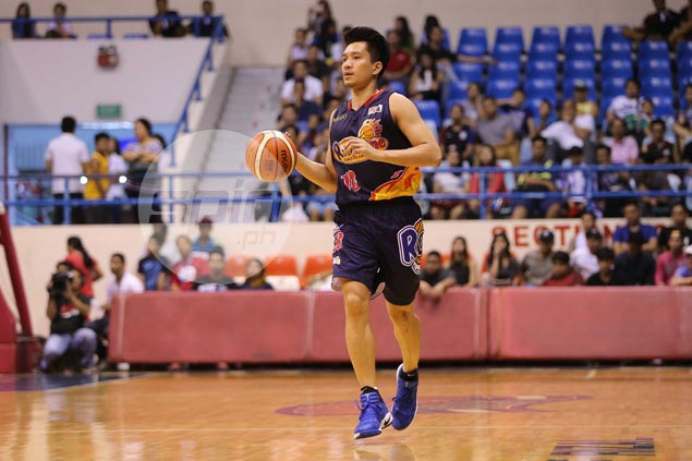 No longer part of Xmas classic, James Yap out to give fans early treat as RoS faces Ginebra