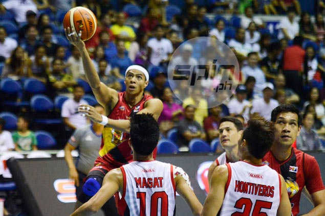 San Miguel almost paid the price of overconfidence, admits Arwind Santos