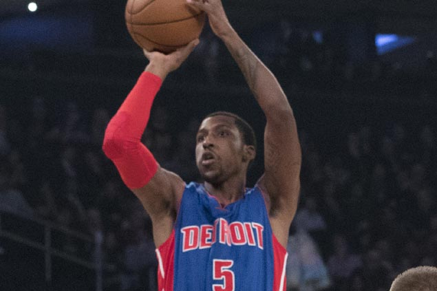 Kentavious Caldwell-Pope hits game-winning triple as Pistons send Raptors to second straight loss
