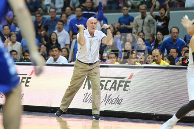 Baldwin insists Thirdy Ravena 'clearly fouled' by Montalbo in crucial play late in Game One