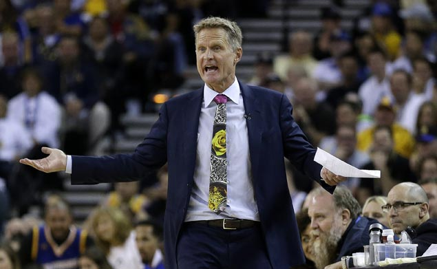 Steve Kerr reveals he used medical marijuana; players say coach's admission could spark dialogue for change