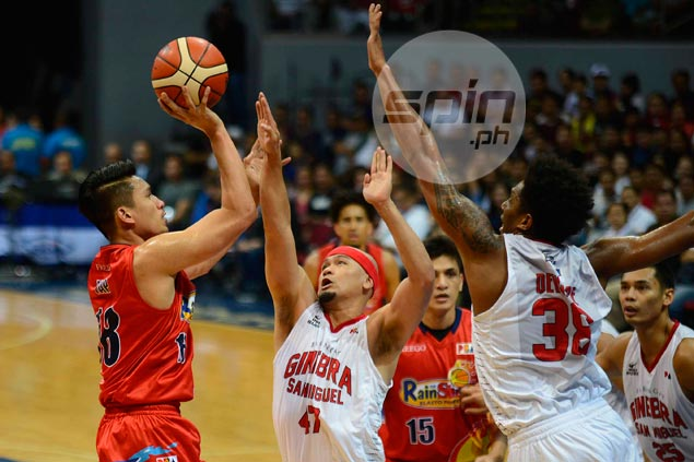 James Yap unbothered after hot streak fails to merit inclusion in RoS finishing unit
