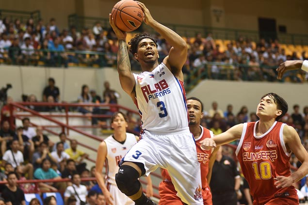 Lawrence Domingo back for another ABL stint with Alab Pilipinas
