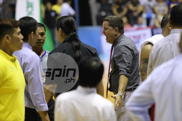 Ginebra can't afford any more lapses in concentration against RoS, warns Cone