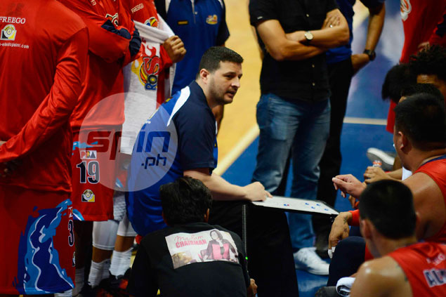 Garcia explains Yap benching, says he put more weight on defense than offense late in loss to Ginebra