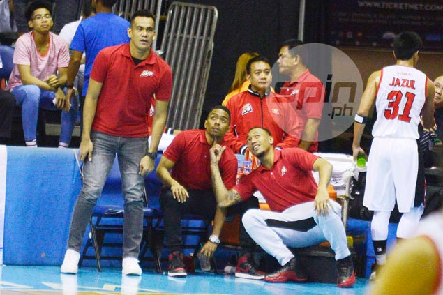 Calvin Abueva set for season debut, Vic Manuel returns from suspension for Alaska