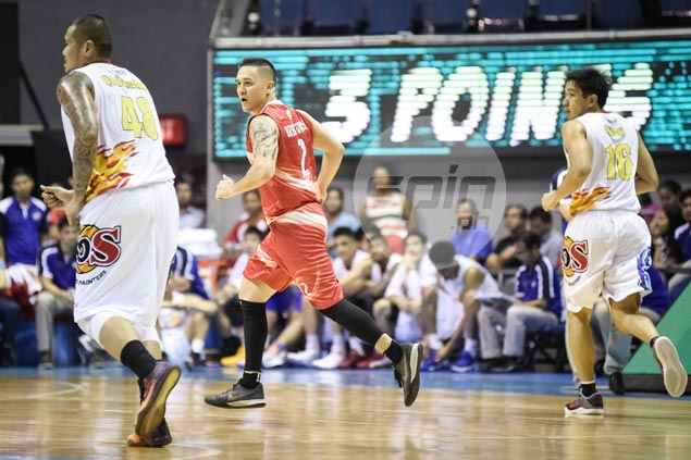 Josh Urbiztondo sighted at GlobalPort, but PBA rule on Fil-foreigners appears to hinder deal