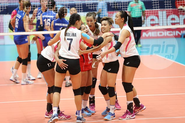 Petron, Foton begin showdown for Super Liga Grand Prix crown