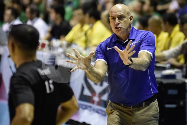 Tab Baldwin expects much tougher Archers this time, urges Eagles to avoid falling into deep hole early