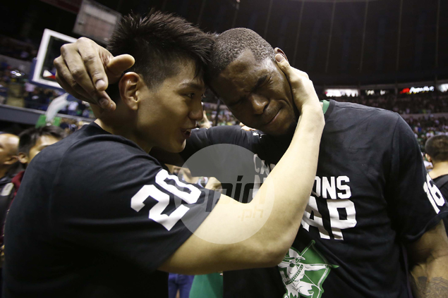 La Salle championship makes three-year wait well worth it for 'Big Ben' Mbala