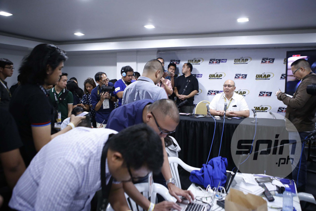 Search on for new NU coach after Bulldogs accepted Eric Altamirano resignation