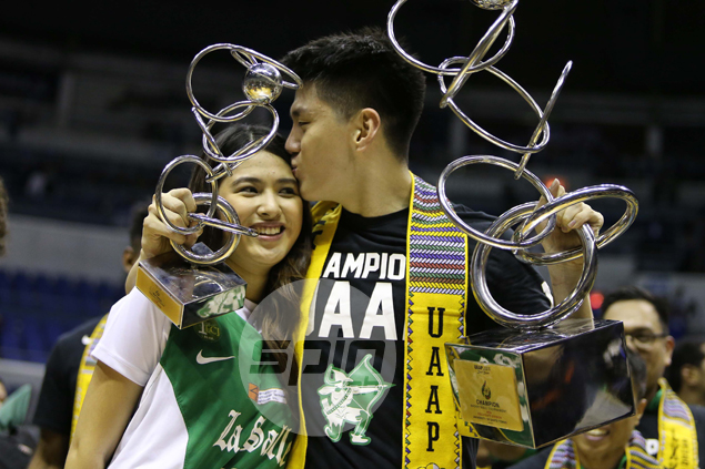 Jeron Teng seals memorable farewell game with a kiss for girlfriend Jeanine Tsoi