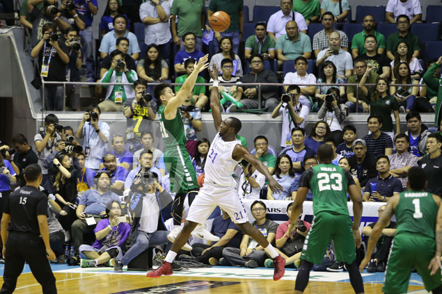 La Salle crowns a season to remember with sweep of Ateneo in UAAP finals