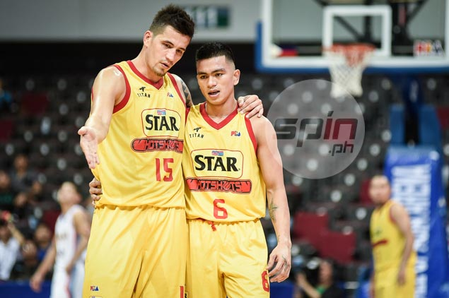 All-around game proves rookie Jio Jalalon can be a two-way player for Star