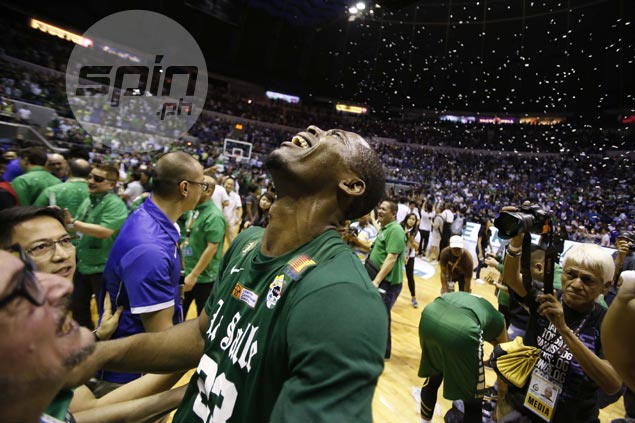 Ben Mbala looks to lead La Salle title defense, bares plan to play pro ball