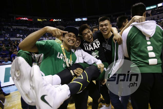 Joseph Yeo feels Ben Mbala-led UAAP champs the 'best La Salle team ever formed'