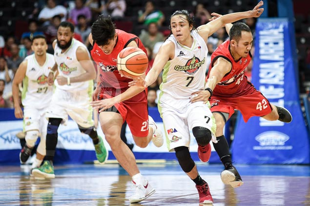 Terrence Romeo proves just as prolific in off-the-bench role for GlobalPort
