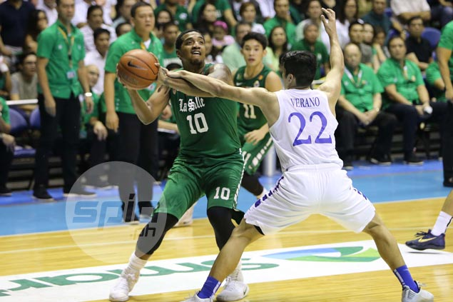 A starter turned bit player, Jason Perkins says decision to rejoin La Salle all worth it