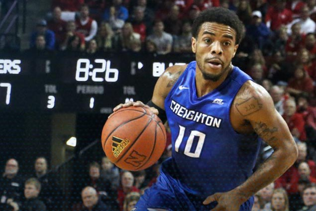 Creighton routs Nebraska to stay unbeaten as Kobe Paras again sees very limited action