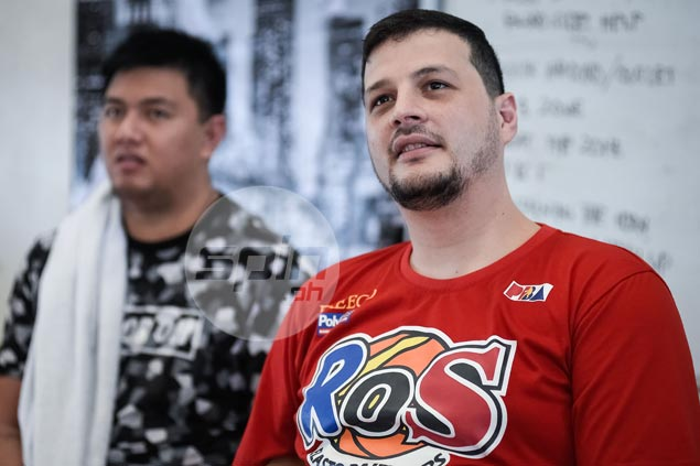 Defiant Beau Belga insists Almazan-less RoS knows what to do to stop Fajardo