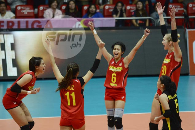 F2 Logistics outlasts RC Cola Army in thriller to bag third place in Super Liga GP