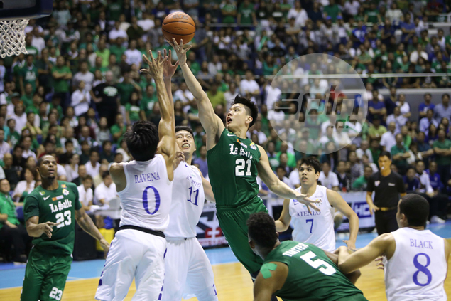 Jeron Teng, Monbert Arong, Davon Potts head list of PBA D-League draft hopefuls