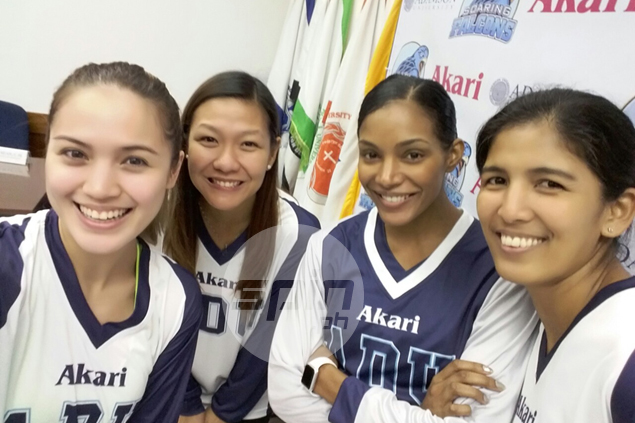 Adamson's American coach vows Lady Falcons will be full of 'laban' this UAAP season