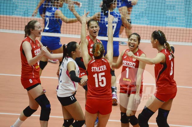Lindsay Stalzer hopes for less errors, better composure for Foton to finish off Petron