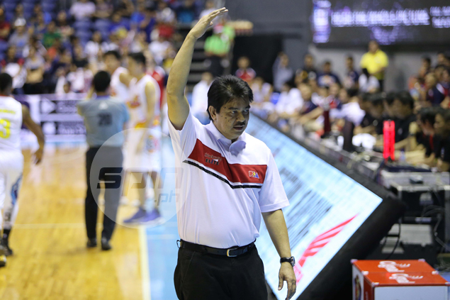 Blackwater coach Leo Isaac wondering if he's expecting too much from his players