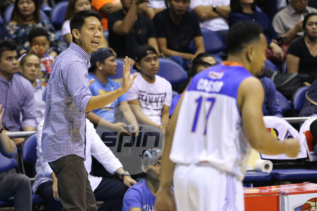 Nash Racela urges TNT to get back to basics: 'Start playing like college players again'