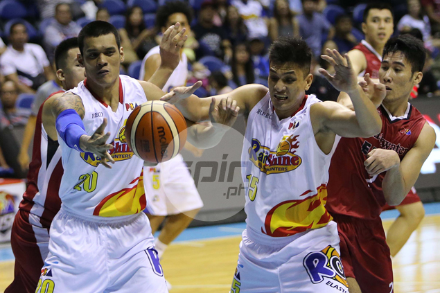 He doesn't look the part, but Almazan fits role as Belga's new 'Extra Rice' partner