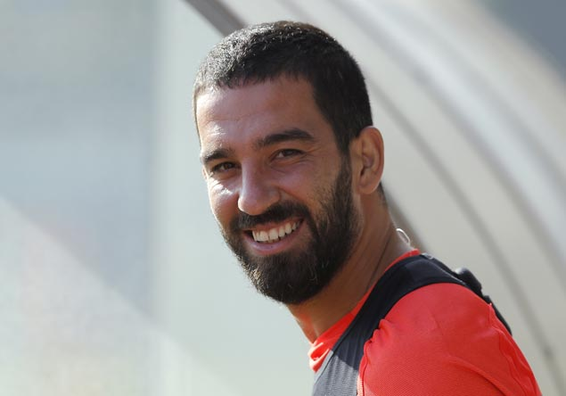 With Neymar suspended, Arda Turan has another chance to shine