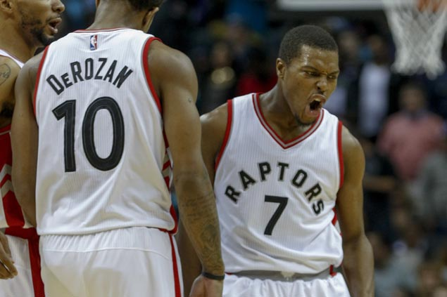 Raptors rip Nets behind Kyle Lowry as Demar DeRozan has quiet night