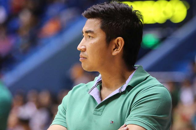 Aldin Ayo opens training camp in January as Archers prep early for UAAP title defense