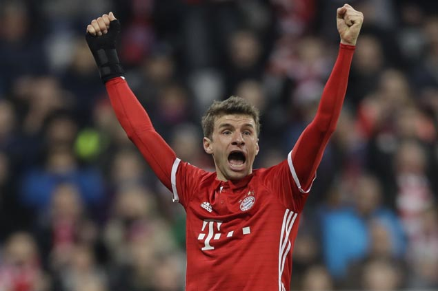 Bayern back on top of Bundesliga as Leipzig absorbs first loss after 13 games unbeaten