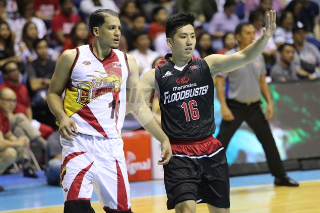 Jeric Teng confident he can do better once he learns Gavina system at Mahindra