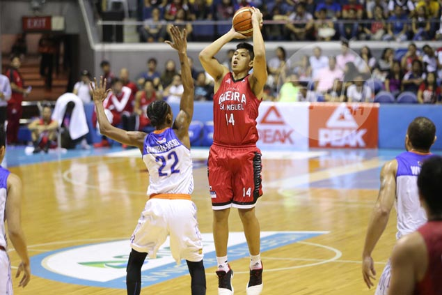 Ginebra struggling to find any rhythm, momentum under Sunday-only schedule