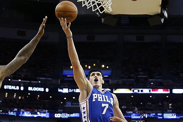 Atlanta Hawks bolster frontcourt in trade with Philadelphia 76ers for Ersan Ilyasova